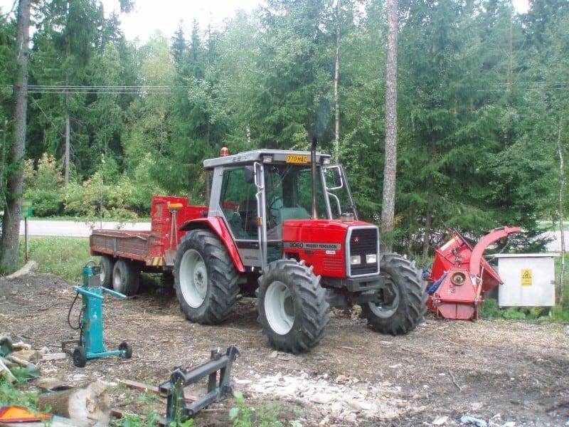 Traktori mf